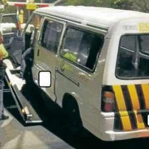 detectan irregularidades en servicio de transporte escolar