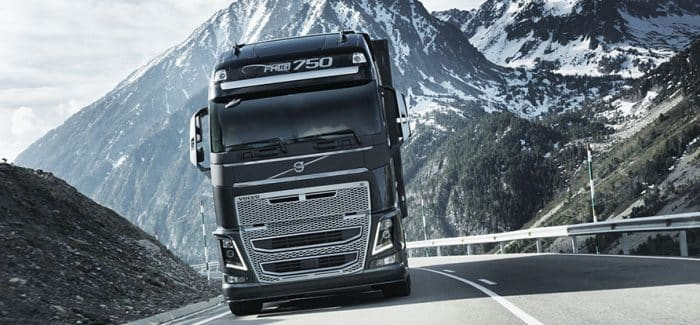 TRANSPORTE: Presentación del primer camión totalmente eléctrico de Volvo Trucks