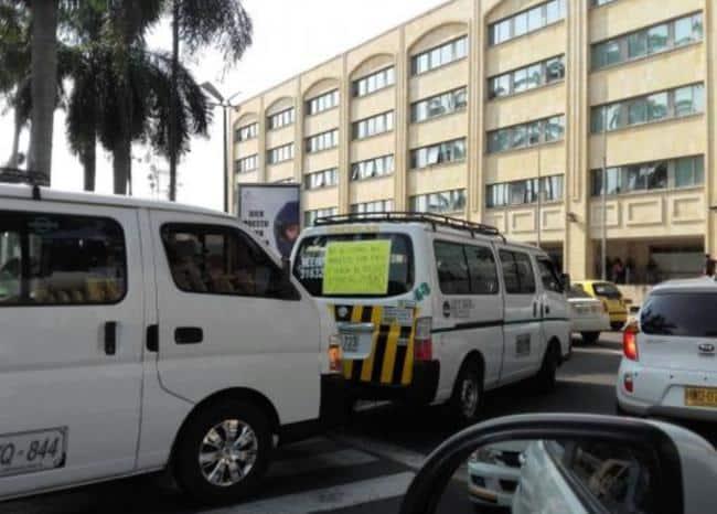 Revocarían licencias a varias empresas de transporte escolar
