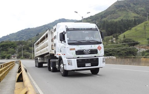 Transportadores se dejan seducir por el gas natural