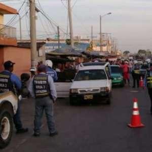 operativos contra transporte ilegal en cartagena