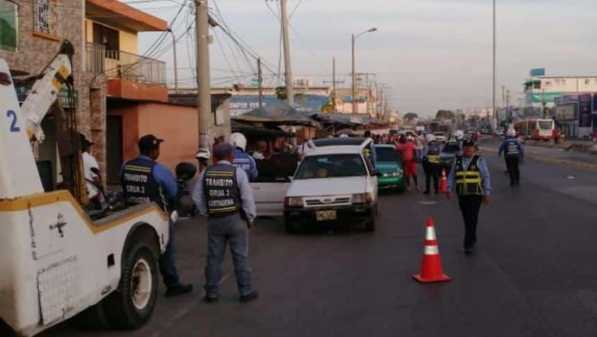 Cargos de Supertransporte al DATT por no controlar ilegalidad en el transporte de Cartagena