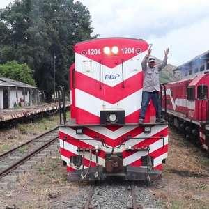 tren de carga valle