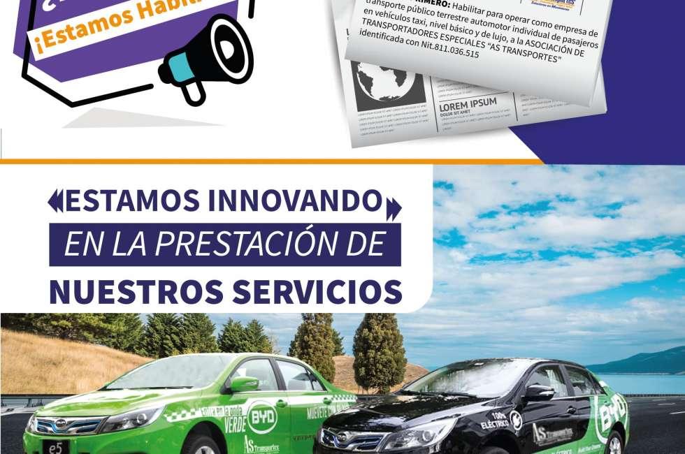 HABILITACION SERVICIO DE LUJO