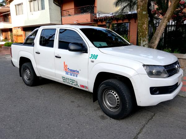 camioneta servicios especiales 5