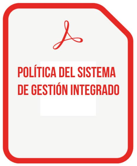 POLITICA INTEGRADA 1